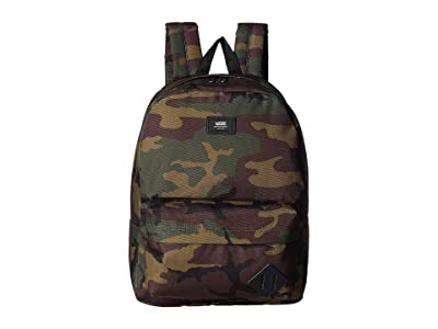 Vans Old Skool III Backpack (Classic Camo) Backpack Bags