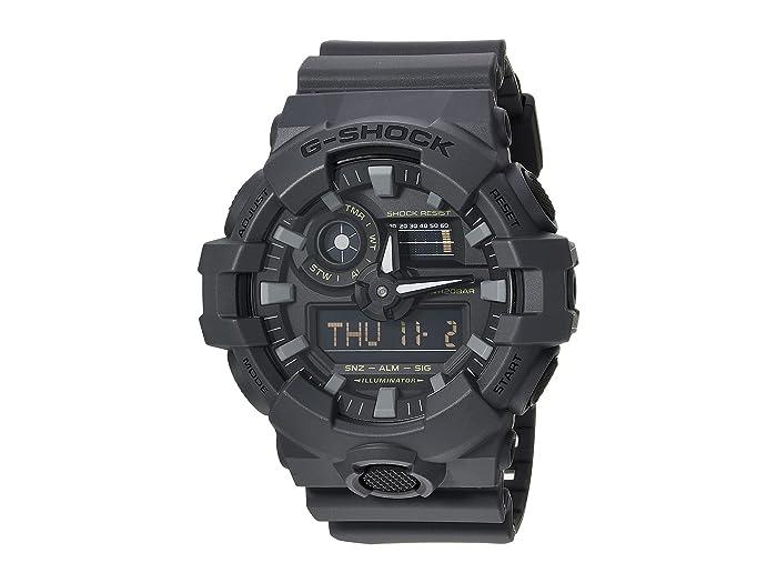 G-Shock  GA-700UC (Gray) Sport Watches