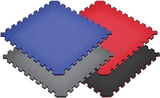 """Norsk Truly Reversible 3/4"""" Sport MMA Foam Mats - EVA Foam Interlocking Tiles"""