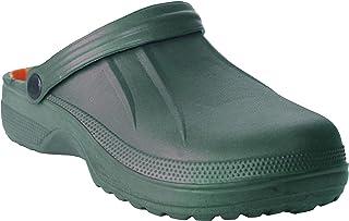 Mens Lightweight Garden Nurse Summer Beach Kitchen Clogs Mules Shoes UK Sizes 7-11