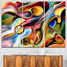 Music beyond the Frames Music on Canvas Art Wall Photgraphy Artwork Print