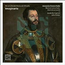 """Fantasia sobre el madrigal """"Anchor che col partire"""""""