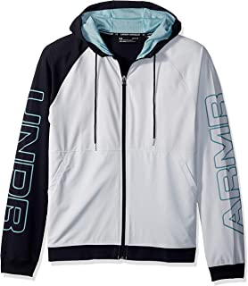 Under Armour Men's Baseline Full Zip Woven Jacket