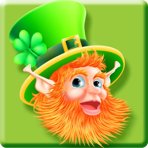 St. Patricks Day Aufkleber