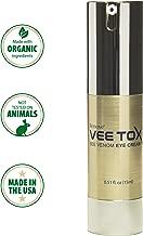 RENOVE VEE TOX Anti Aging Eye Cream - Bee Venom Eye Cream with Swiss Apple Stem Cell 0.51fl oz (15ml)