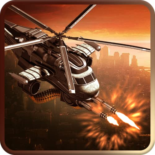 Battle of World Helicopters Gunship