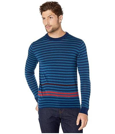 Paul Smith Striped Sweater (Navy) Men