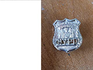 NYPD Police Officer Pin - 2016 NYPD PBA - NYC Police Officer Pin - NYPD Patrolman Pin