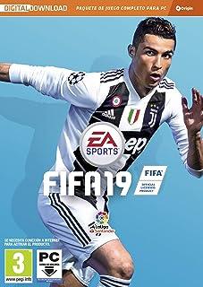 FIFA 19 (La caja contiene un código de descarga - Origin)  – Edición Estándar