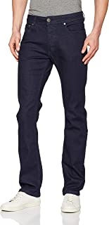 Enzo Men's Straight Jeans