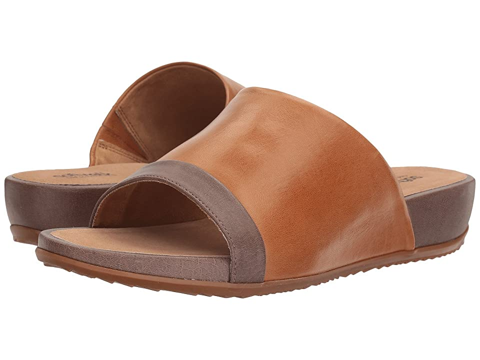 SoftWalk Del Mar (Brown/Tan) Women