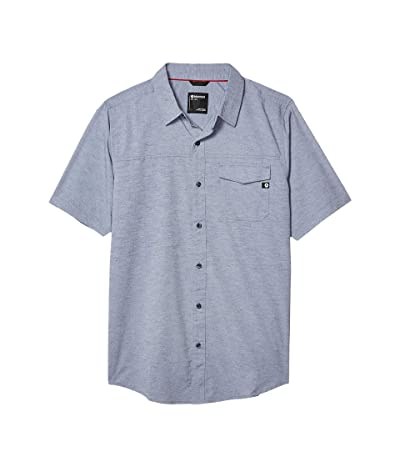 Marmot Tumalo Short Sleeve Shirt (Arctic Navy) Men