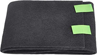 Breathe Naturally Universal 16x48 Cut-to-Fit Activated Carbon Filter (1 Pack) Charcoal Air Filter Sheet for Air Purifiers, CP-6005 (1)