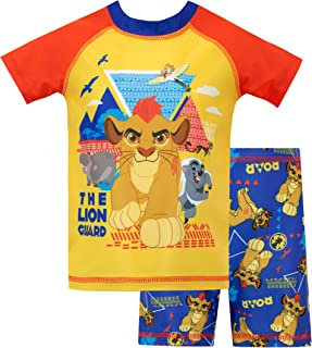 Disney Boys The Lion Guard Swim Set