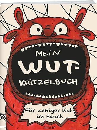 ein WutKritzelbuch Für weniger Wut i Bauch by Julia Dudenko