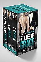States of Grace Boxed Set: The Complete British Billionaire Erotic Romance Romantic Suspense Serial (States of Grace Trilo...