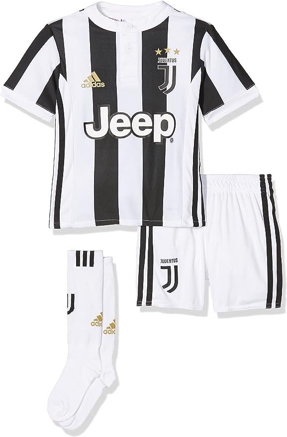 adidas Juventus H Mini Divisa da Calcio Unisex - Bambini