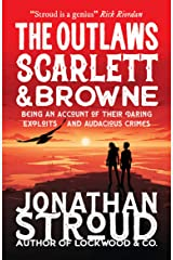 The Outlaws Scarlett and Browne Kindle Edition