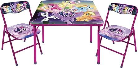 Hasbro My Little Pony Table & Chair Set