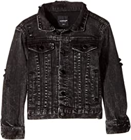 SUPERISM - Corbin Long Sleeve Denim Jacket (Toddler/Little Kids/Big Kids)
