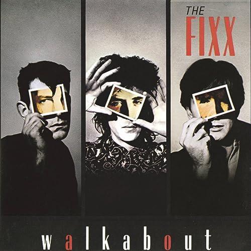 Resultado de imagen de The Fixx - Lp: Walkabout 500x500