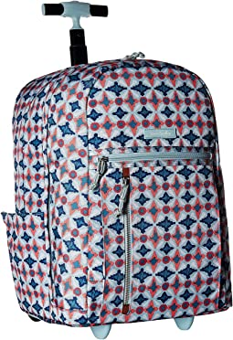 b3dffeee2883 Lighten Up Large Rolling Backpack. Like 3. Vera Bradley
