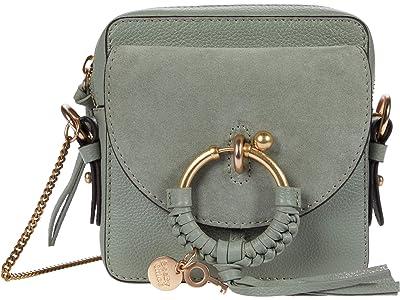 See by Chloe Joan Shoulder Bag (Misty Forest) Handbags