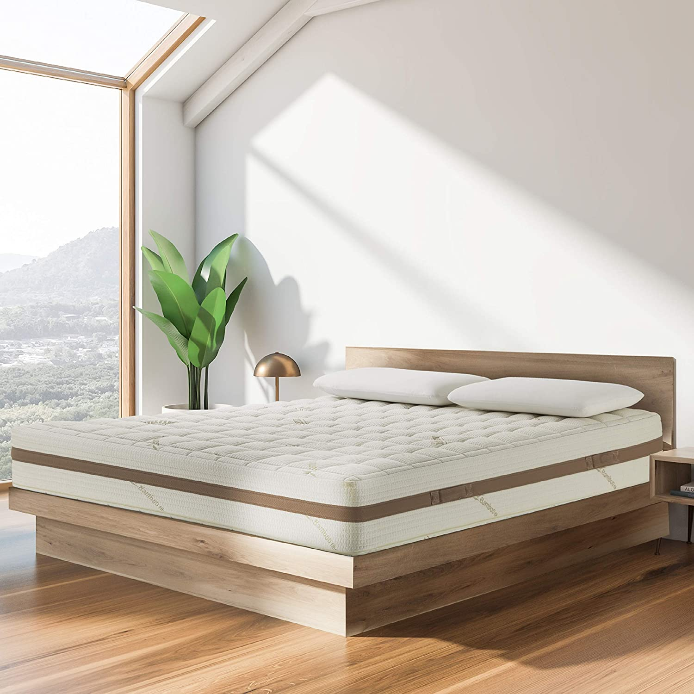 Magniflex Mattress - Terra inches Luxury goods 12 Dual safety King