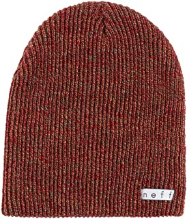 NEFF Men's Daily Heather Beanie Hat for Winter