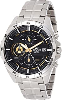 Casio Edifice Men Black Resin Sport Watch - EFR-556D-1AVUDF