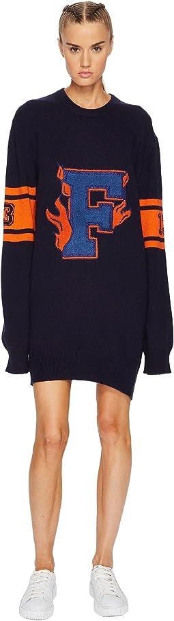 PUMA - Puma x Fenty by Rihanna Varsity Letter Sweater