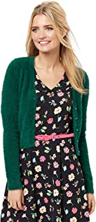 Review Women's Sabine V-Neck Cardi Evergreen