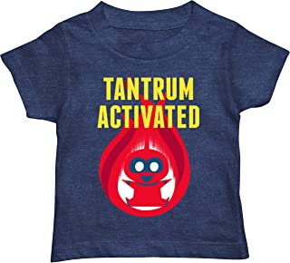 The Incredibles Little Boys Jack Jack Tantrum Activated T Shirt