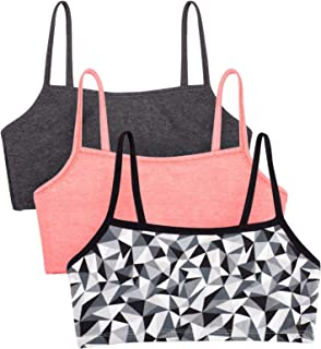 Fruit of the Loom 3 Bra Spaghetti Sports Bra