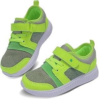Toddler/Little Kid Cute Glitter Shoes Walking Sport...