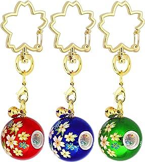 ZOON(ズーン) 万華鏡 キーホルダー 和柄 日本製 お土産