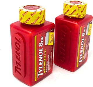 Tylenol arthritis 650 mg, 290 ct (pack of 2)