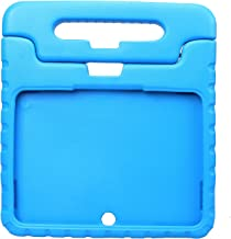 NEWSTYLE Samsung Galaxy Tab 4 10.1 Shockproof Case Light Weight Kids Case Super Protection Cover Handle Stand Case for Kids Children For Samsung Galaxy Tab 4 10.1-inch (Blue)