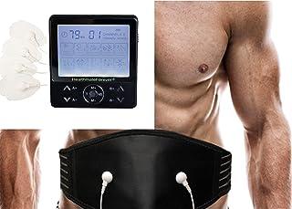 HealthmateForever 10 modos mejor portátil Electro dolor alivio electroterapia Massager naranja