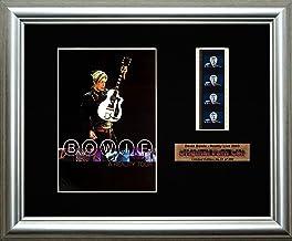 David Bowie - Reality Tour - foto enmarcada (s)