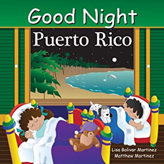 Good Night Puerto Rico (Good Night Our World)