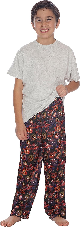 Five Nights at Freddys Freddy Logo Print Mens Loungewear Lounge Pants