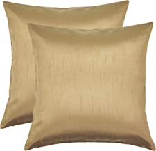Best gold european pillow shams Reviews