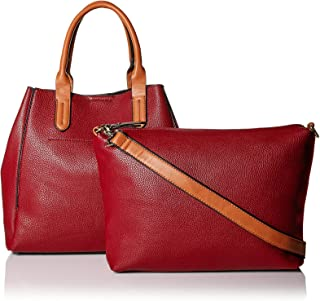 SOCIETY NEW YORK Women's Two In One Tote