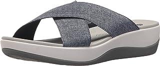 CLARKS Women's Arla Elin Slide Sandal