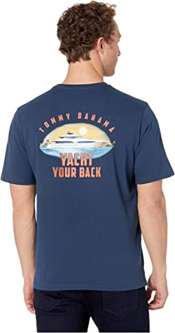 Short Sleeve Yacht Your Back Tee