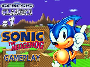 Clip: Sonic the Hedgehog Gameplay (Genesis Classics 1)