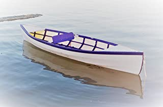 Canoe & Kayaks. One Person canoe Kit. 28 Lbs. (12.6 Kgs) - 10'.8