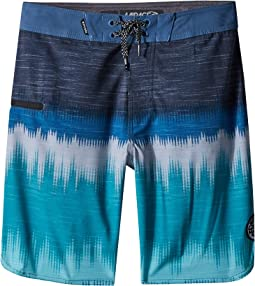 Rip Curl Kids - Mirage Shallows Boardshorts (Big Kids)