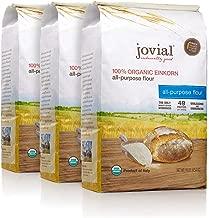 Jovial Organic Einkorn All-Purpose Flour, 10 Pounds